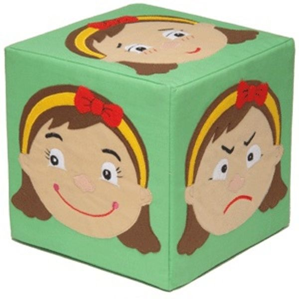 Miss Face Emotions Cube