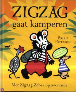 Boekenhoek: Zigzag gaat kamperen
