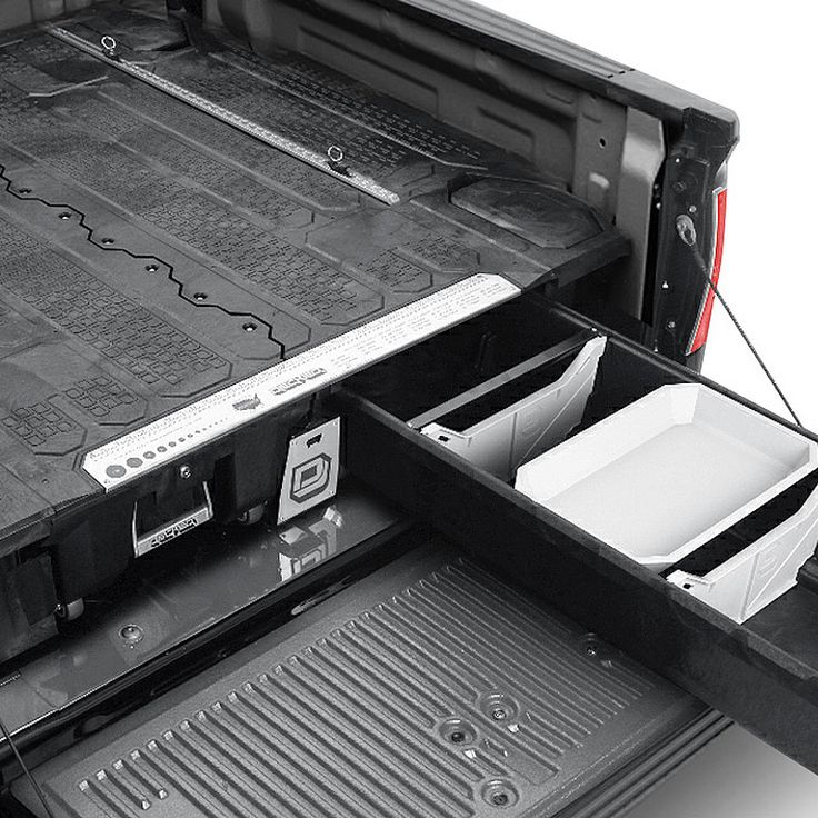 Image may not reflect your exact vehicle! DECKED® - Truck Bed Storage System                                                                                                                                                     More