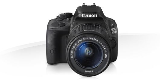 Canon EOS 100D - EOS Digital SLR and Compact System Cameras - Canon South Africa