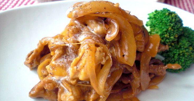 ズボラストロガノフ お弁当にも♪ by tanta 【クックパッド】 簡単おいしいみんなのレシピが274万品