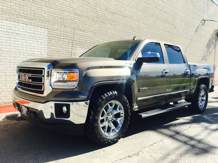 2014 Sierra Z-71 Nitto Trail Grapplers