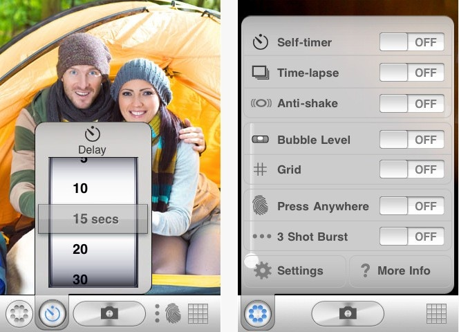 Top 4 Apps de #Fotografía Gratis para iOS