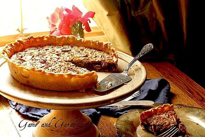 Southern Pecan Pie | Sweet food | Pinterest