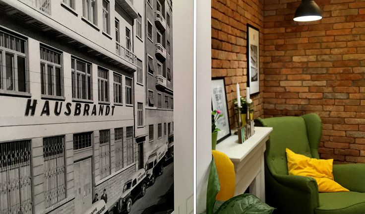 Marica Coffee House - Veszprém, Hungary / 2016 #interiordesign #cafe #interior #lounge #contract #furniture #b2b #retail #yellowlounge #greenchairs