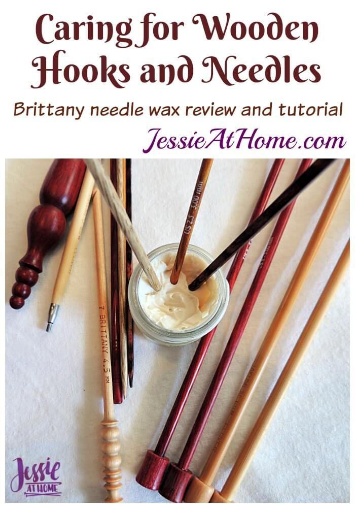 knitting needles art