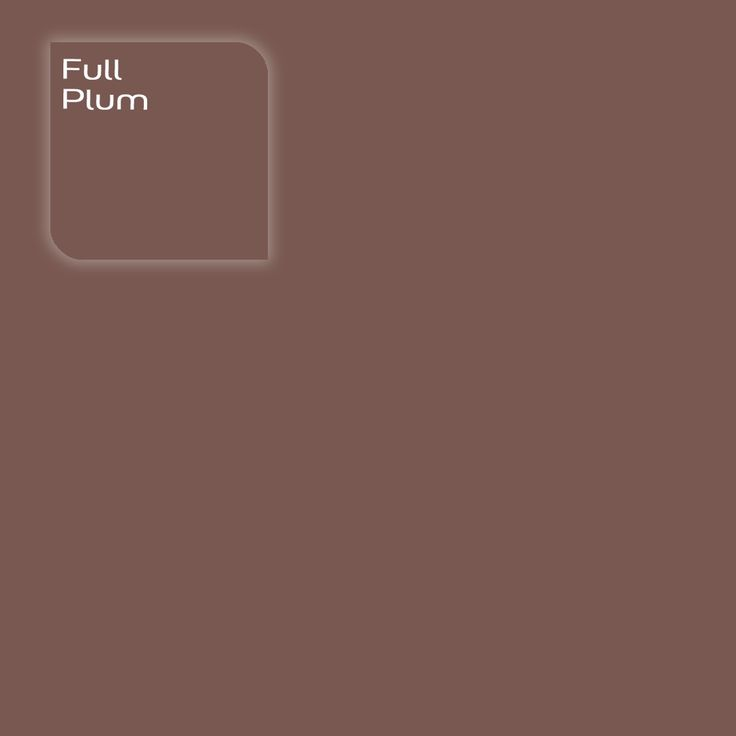 Pure by Flexa Colour Lab® kleur: Full Plum. Verkrijgbaar in verfspeciaalzaken.