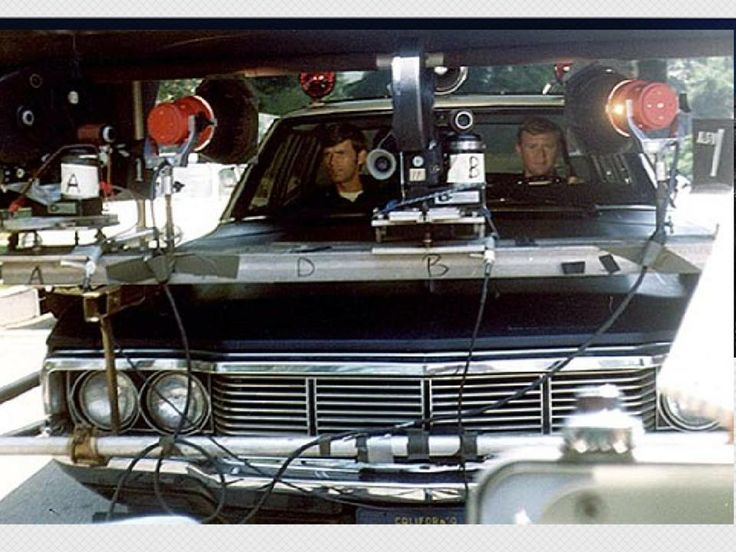 A rare look behind the scenes at Adam 12