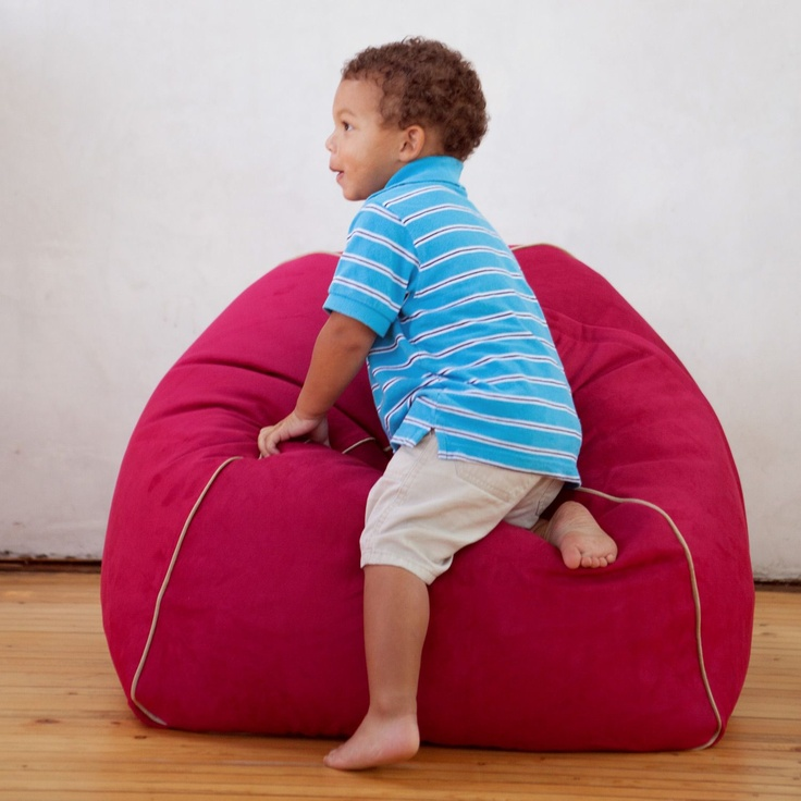 Good Bean Bag   Toddlers And Teenagers Alike Will Love The Colorful And Cushiony  Jaxx Club Jr. This Bag Shares The Fashionable Design Of The Adult Lounger. Images