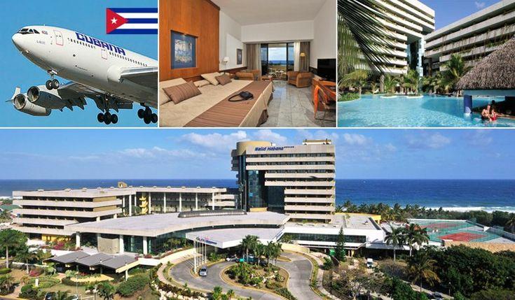 Paquete Meliá Habana HAB | 2 días