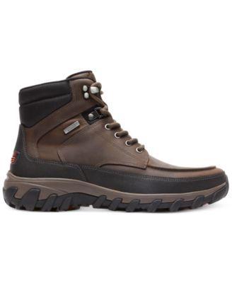 Rockport Men's Cold Springs Plus Moc Waterproof Boots - Brown 11.5W