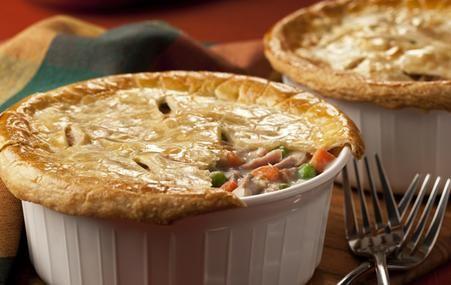 tuna fish pot pie... good lent meal idea