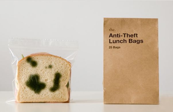 Anti Theft Lunch Bags 1 Over 45 Cool Packaging Examples