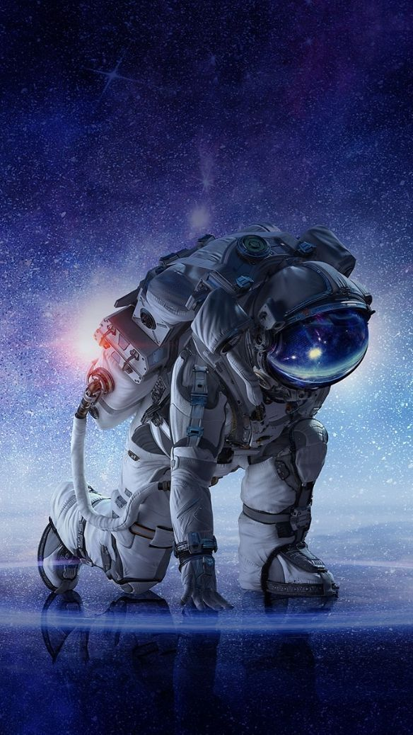 Cool Space Wallpaper Astronaut