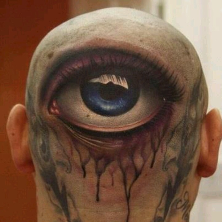 1000 images about weird tattoos on pinterest bad for Strange world tattoos