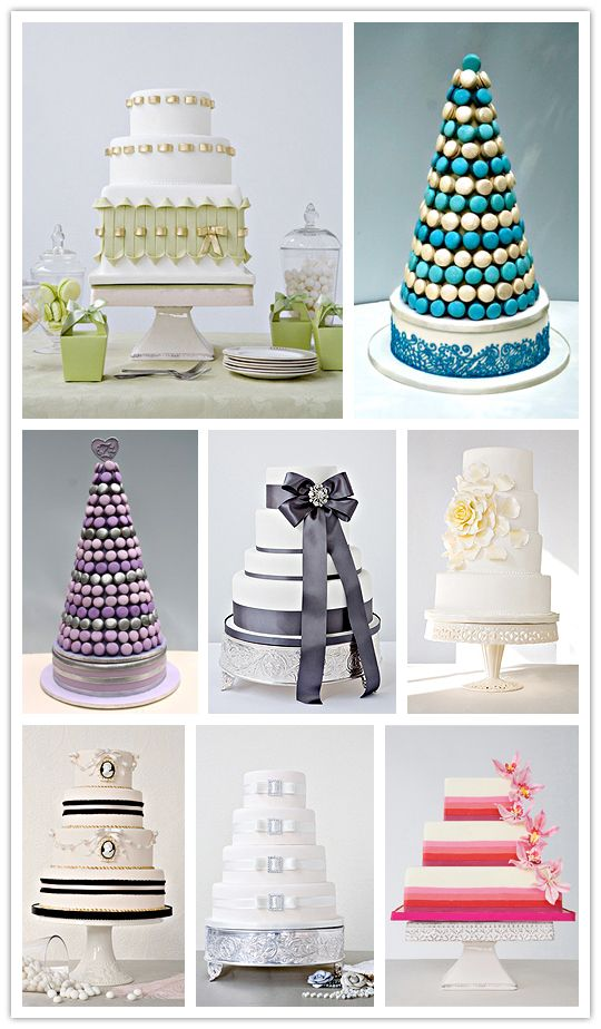 super wedding cakes!