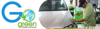 Eco Green Car Wash Blog: Eco Friendly Green Waterless Hand Car Washing