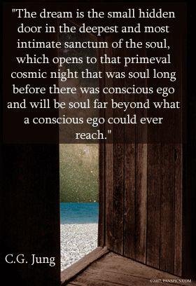 #Jung #Dream #Soul