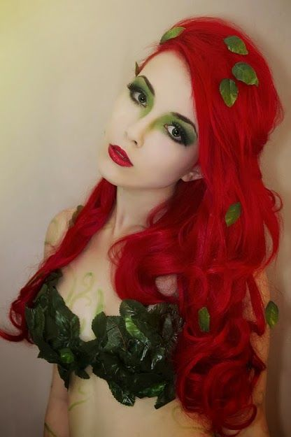 Red: Poison Ivy <3