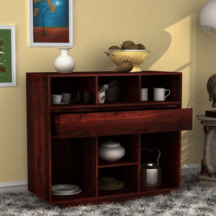 Inspiring Second Hand Cabinets 4 Dark Cherry Kitchen: 1000+ Ideas About Crockery Cabinet On Pinterest