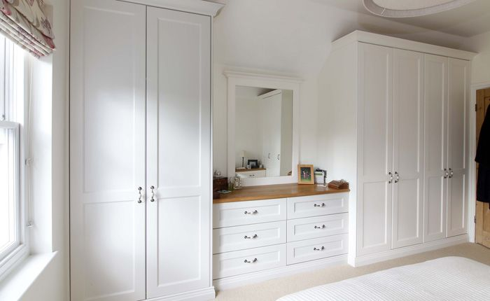 Bedrooms - Bespoke Bedrooms & Handmade Bedroom Furniture | Great British Kitchens | Great British Kitchens & Interiors