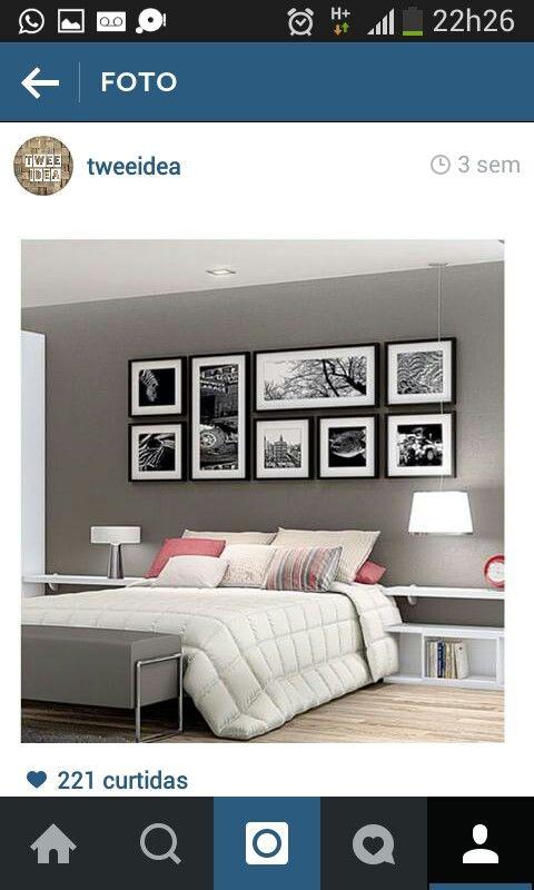 Bedroom Decor For Grey Walls