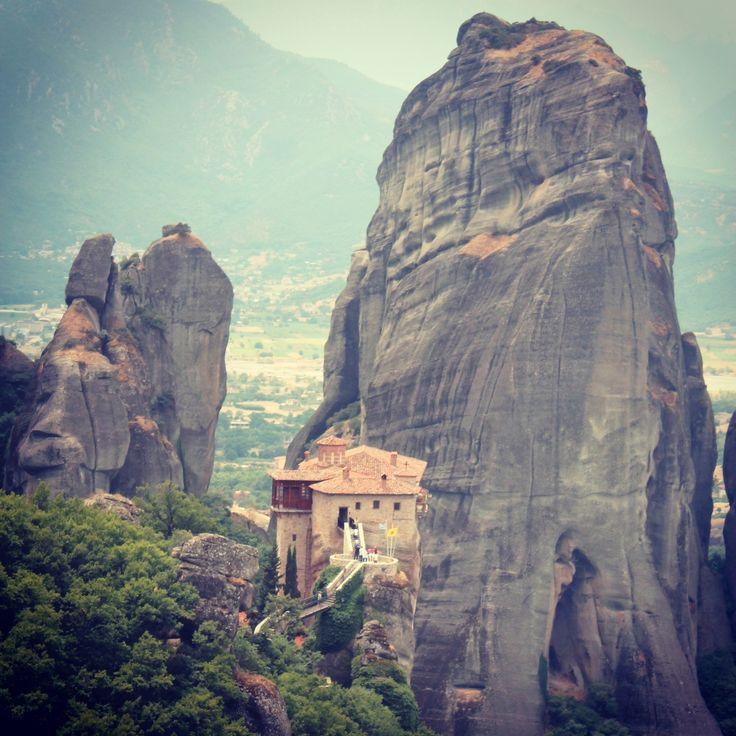 Metheora ,Greece