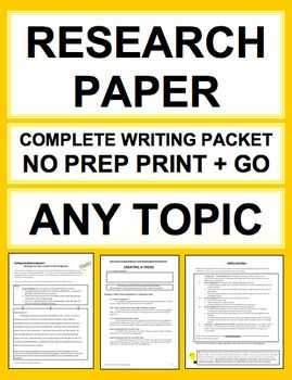 best research paper ideas writing editor  research pape middle schoolr complete unit any topic research papers made easy