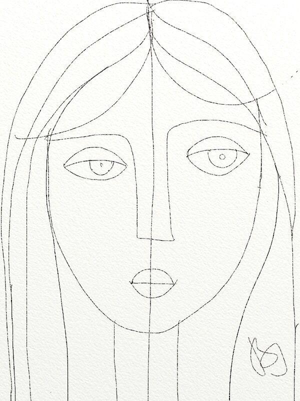 Girl variations 1.by BI