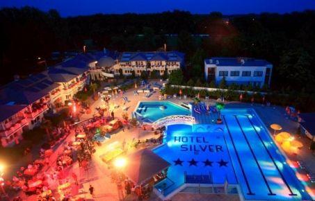 3 nap/2 éj 2 fő + egy 6 éven aluli gyermek részére félpanziós ellátással, korlátlan wellness használattal, kedvezményekkel, HOSSZÚ ÉRVÉNYESSÉG - Hotel Silver****superior - Hajdúszoboszló
