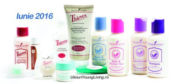 Oferta Young Living pentru luna Iunie 2016 – Bon Voyaje Travel Kit - Uleiuri Esentiale Young Living