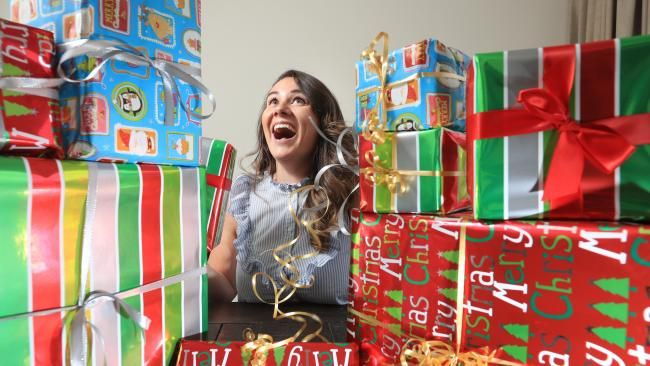 Keeping Christmas postage costs low