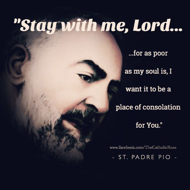 Padre Pio Quotes Entrancing 346 Best Quotes Stpadre Pio Images On Pinterest  Catholic Quotes . Inspiration