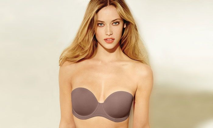 The Best Strapless Bras That Stay Up: Ultimate Roundup