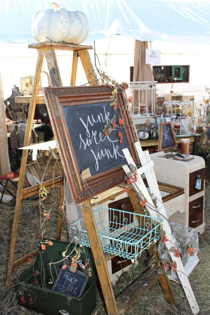Junkstock, Omaha's biggest junk, vintage, and antique festival has moved to Sycamore Farms! | http://ournextadventure.co