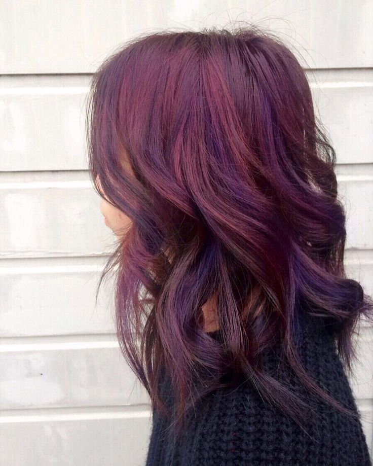 50 Striking Dark Red Hair Color Ideas Bright Yet Elegant