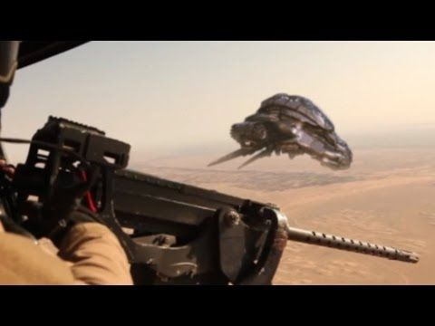 UFO CONTACT with US HELICOPTER in AFGHANISTAN 2013 ...
