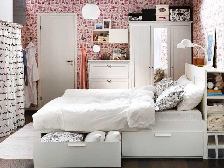 Dormitorios bien pensados camas con cajones debajo cama - Camas cajones debajo ...