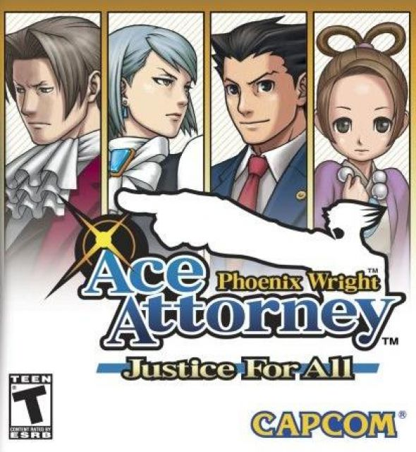 The second game in the Ace Attorney franchise, you reprise your role as Phoenix Wright and take on new cases meeting characters new and old.