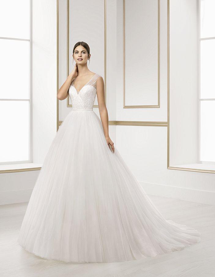 martha blanc - samir - vestido de novia en 2019   boda   pinterest
