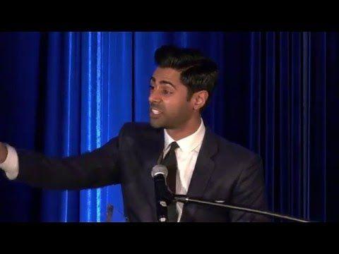 Hasan Minhaj at 2016 RTCA Dinner (C-SPAN) - YouTube