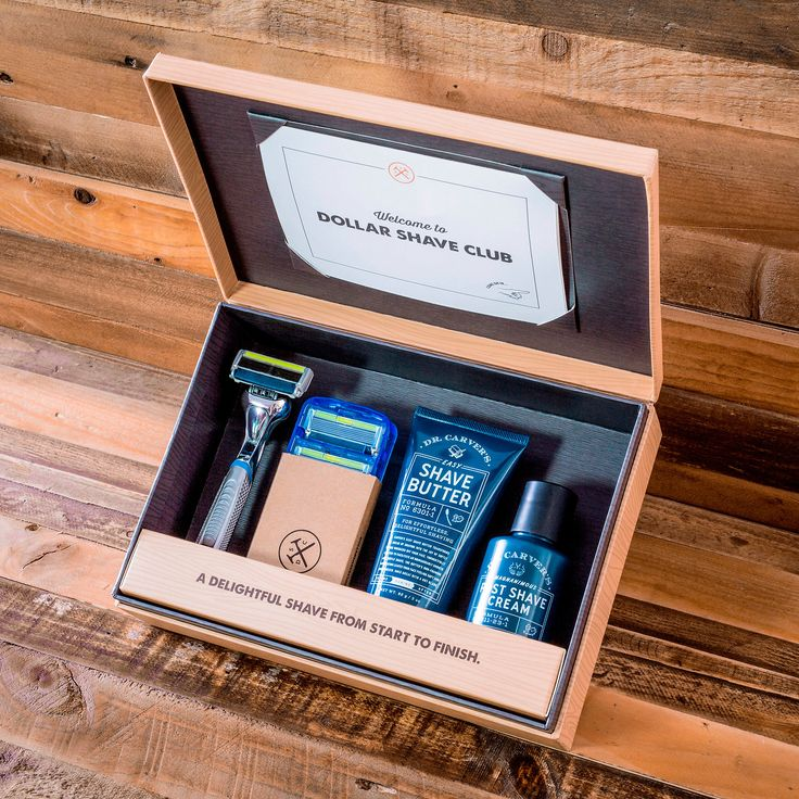 Dollar Shave Club is at Sephora! Pick up this deluxe, 4-piece shave set for Father's Day! #DollarShaveClub #Sephora #Father'sDay