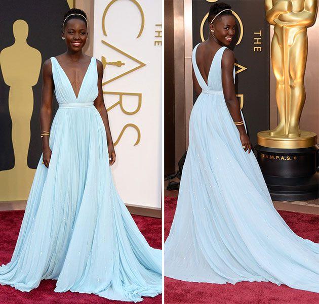 Los mejores looks de los premios Oscar 2014