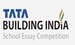 Tata Building India school Essay competition 2016, Tata Building India school Essay competition
