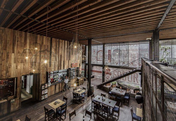 Gallery of Restaurant Il Forno / PLASMA NODO + Llano Arquitectos - 1