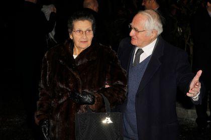 BIOGRAPHIE Simone Veil - avec son mari Anthoine Veil