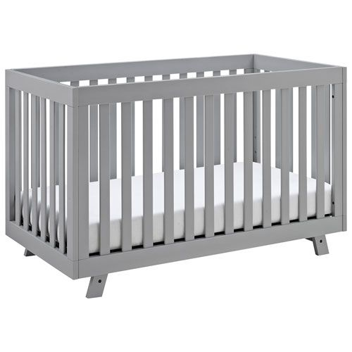 With clean lines and a solid construction, the Status Beckett crib is a sound, stylish place for your baby to sleep. Its 3-in-1 convertible design gives you a crib, toddler bed, and daybed in one trendy design, making this piece a... Free shipping on orders over $35.