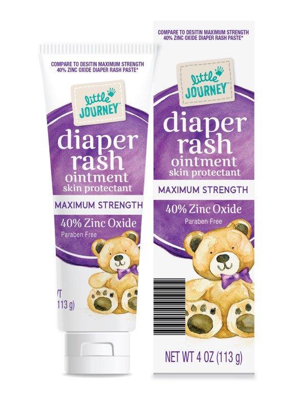 Little Journey Diaper Rash Cream Aldi Exclusive Little Journey