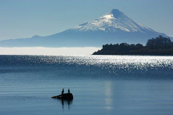 Lago Llanquihue-  Puerto Varas, Chile
