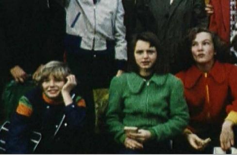 ☢ Christiane Felscherinow in 1972.
